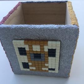Workshop Pixelen pimp je eigen pennenbak (jongen)