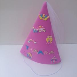 Foam Feeënhoed prinses knutselpakket