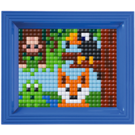 Pixelhobby XL geschenkverpakking Dieren