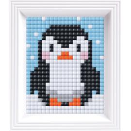 Pixelhobby XL geschenkverpakking Pinguin