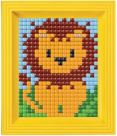 Pixelhobby XL geschenkverpakking Leeuw