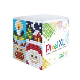 Pixel XL kubus Kerst
