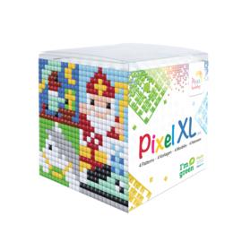 Pixel XL kubus Sinterklaas