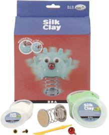 Silk Clay Funny Friends groene monster