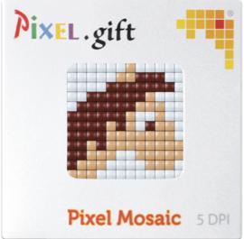 Pixel XL promotiedoosje paard