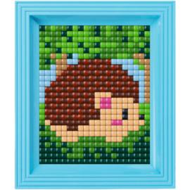 Pixelhobby XL geschenkverpakking Egel