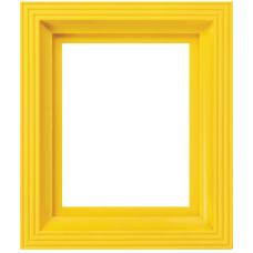 Pixelhobby  kunststof lijst geel