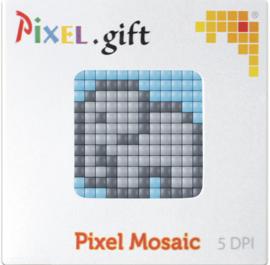 Pixel XL promotiedoosje olifant