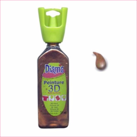 Diam's 3D verf Empire violet 37 ml