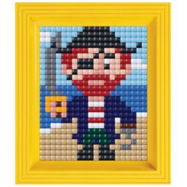 Pixelhobby XL geschenkverpakking Piraat