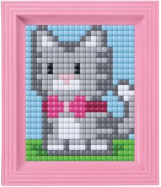 Pixelhobby XL geschenkverpakking Kitten 2