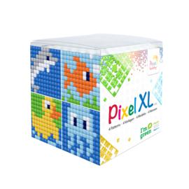 Pixel XL kubus waterdieren