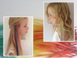 Haarveertjes
