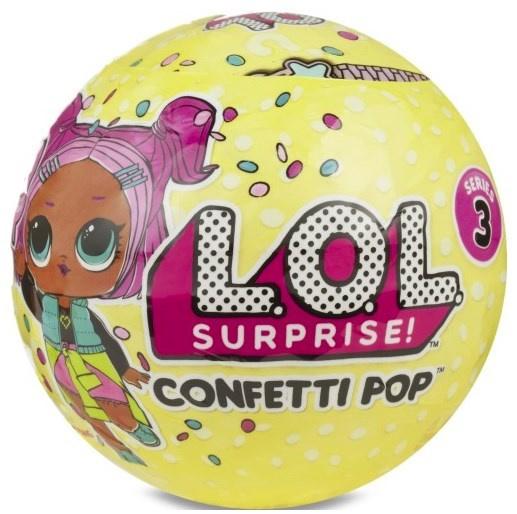 L.O.L. Confetti Pop Series 3-1