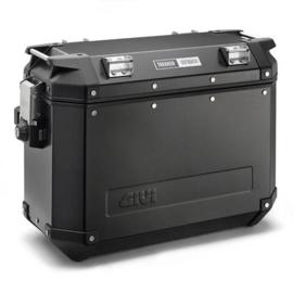 2 x 37 L Givi Trekker Outback Black set DL  650 K4 -  K6