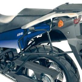 Givi kofferrek + 2 x 22L Givi E22 kofferset aanbieding  V-Strom DL 650 K4-K6