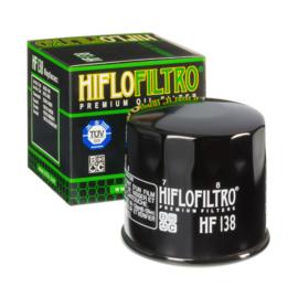 Oliefilter HIFLOFILTRO HF 138 DL 650 K4-K6