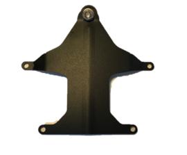 Gps mount / navigatie houder boven de teller  DL 650 L2 L3 L4 L5 L6 ( 2012-2016 )