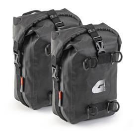 2 x Givi valbeugel tassen T513 DL 650 XT 2017-2018