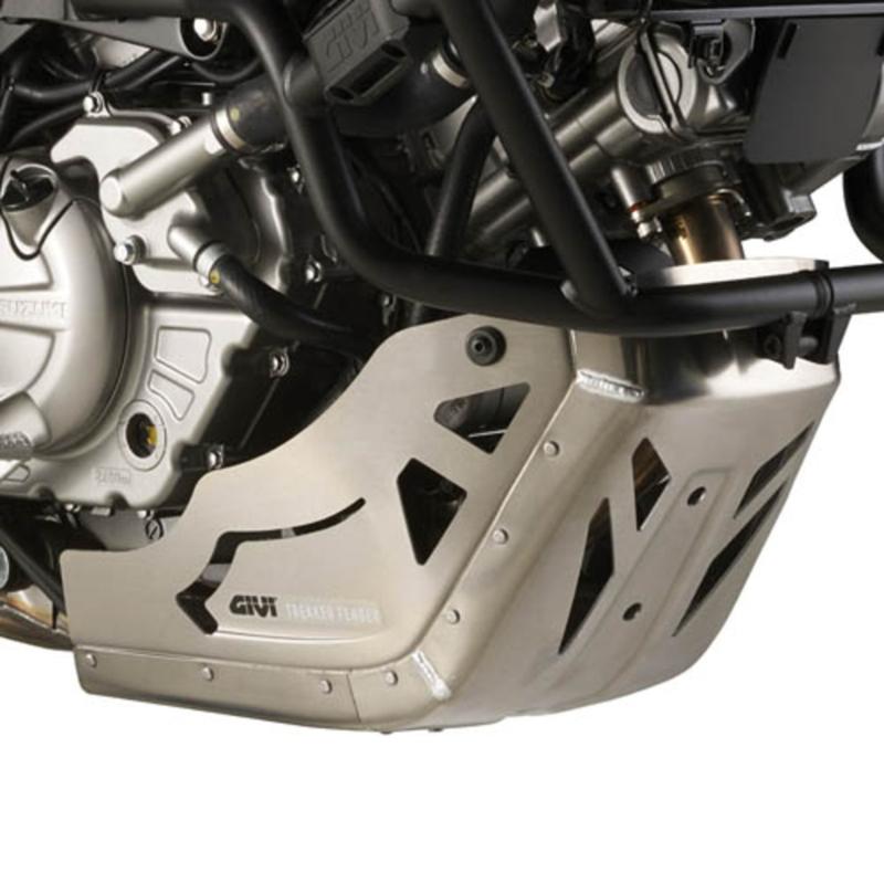 Givi Aluminium carterbeschermer RP3101 DL 650 L2 L3 L4 L5 L6 ( 2012-2016 )