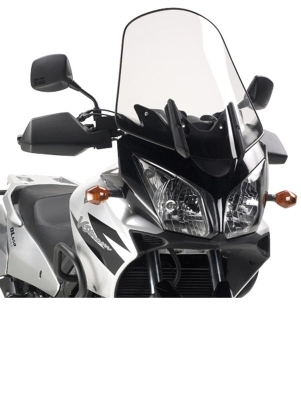 Givi Verhoogd windscherm DL 650 K7-L01 / 2007-2011