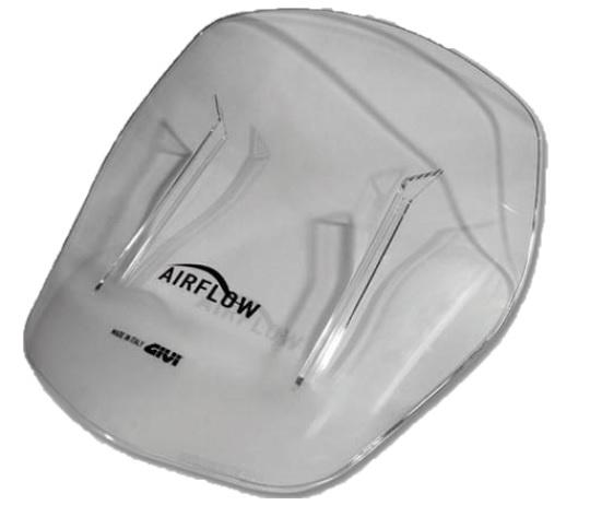 Givi Airflow Vervangingsruit boven DL 650 K7-L01 / 2007-2011
