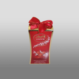 Lindt Mini Red