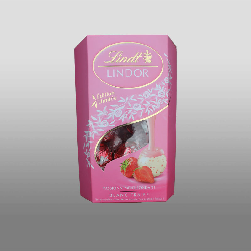 Lindt Strawberry