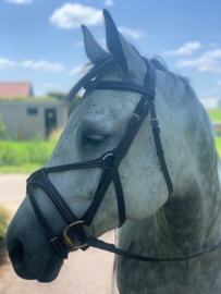 Hoofdstel, FH Luxe Mexicaans soft hoofdstel Pony
