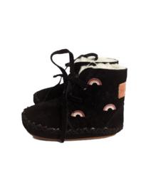 DOTM - XS baja boots lined – Cozy rainbow