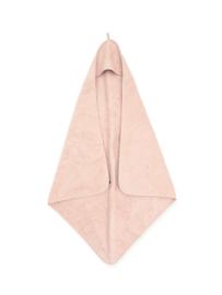 Badcape Badstof 75x75cm - Pale Pink - Jollein
