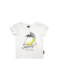 Sproet & Sprout T-shirt ' Lemon '