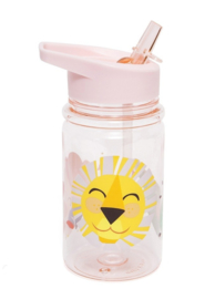 Drinkbus shiny lion pink - Petit Monkey