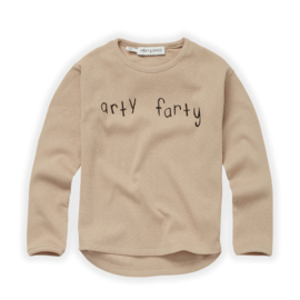 KIDS T-SHIRT RIB ARTY FARTY - Sproet & Sprout