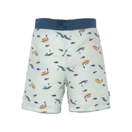 Lässig Board Shorts Boys - UV Protection, Boat Mint