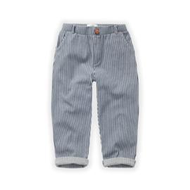 Chino Pants Denim Stripe - Sproet & Sprout