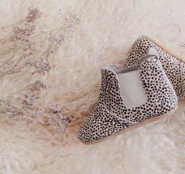 Cali boots  Gold Leopard - DOTM