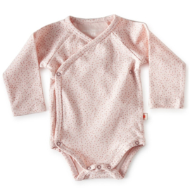 Romper Light Pink Dot - Little Label