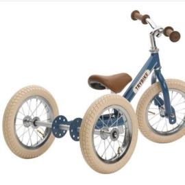 Trybike Steel loopfiets 2-in-1 - Vintage Blue