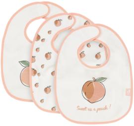 Slab Peach (3pack) - Jollein