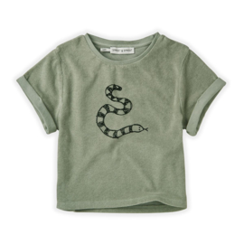 Sweat T-Shirt Terry Snake - Sproet & Sprout