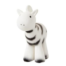 Tikiri Badspeeltje met belletje - Zebra
