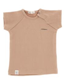 T-Shirt Oud Roze - Riffle
