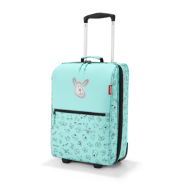 Trolley XS kids cats and dogs mint - Reisenthel