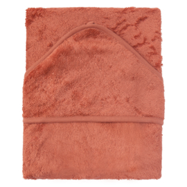 Badcape 74 x 74 cm Apricot Blush - Timboo