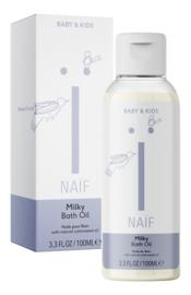 Milky Bath Oil  - Naif