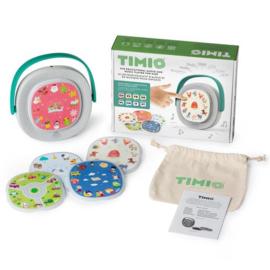 Timio Audio-en Muziekspeler | Woordjes, Talen, Getallen +2 jaar