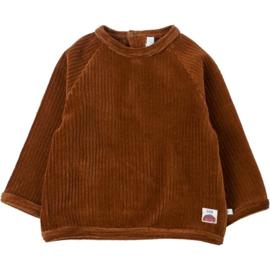 Rib Sweater Brown  - Blablabla