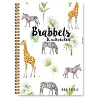 Boekje Brabbels & uitspraken Safari