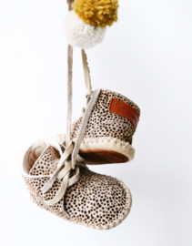 Leopard Baja Boots